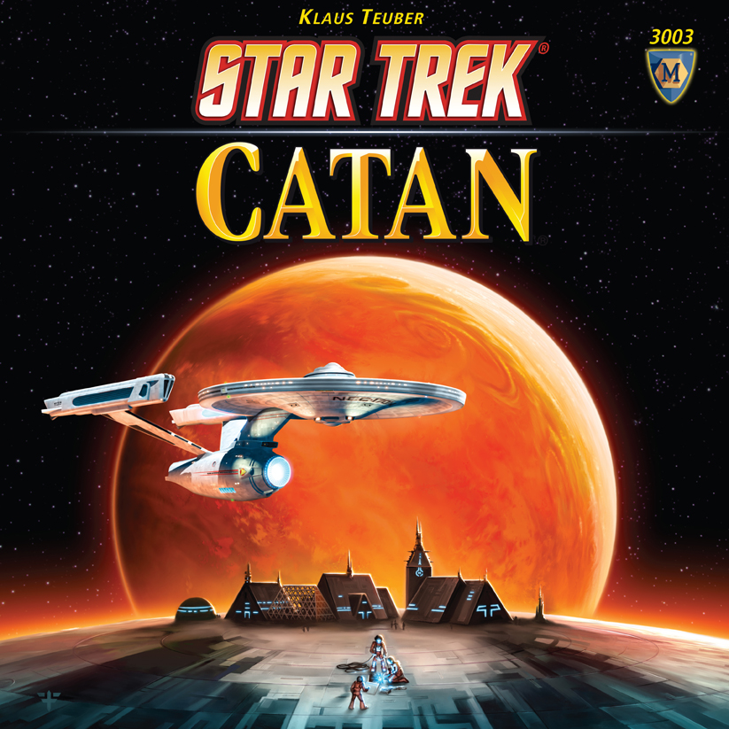 Star Trek Catan - available at Eureka!
